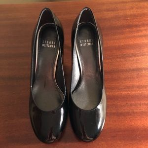 Stuart Weitzman - Perfect Black Patent Pump
